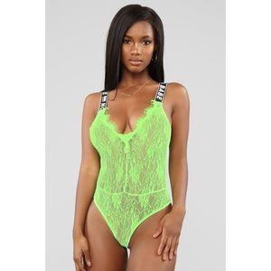 Nova Babe Lace Bodysuit